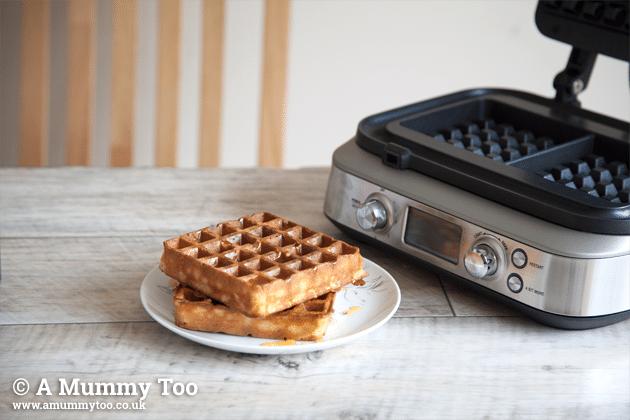 Sage-Smart-Waffle