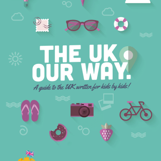 Grab Parkdean's FREE guide to the UK, chosen for kids by kids!
