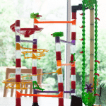Win an amazing Quercetti Marble Run With Motorised Elevator