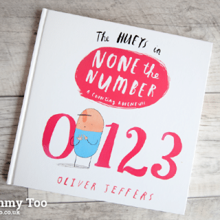 The Hueys: None the Number (children's book review)