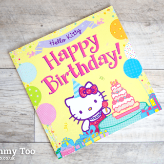 Hello Kitty: Happy Birthday! and Hello Kitty: I Love my Daddy (children's book reviews)