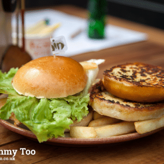 Nando's Cornerhouse, Nottingham (family meal review)