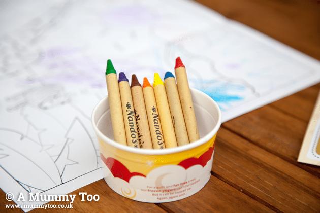 nandos-pencils