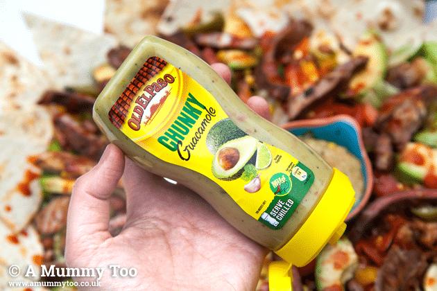 Old El Paso Chunky Guacamole
