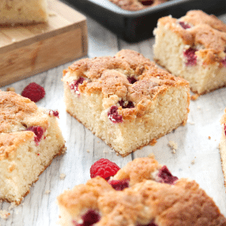 Apple And Raspberry Upside Down Cake Recipe Uk
