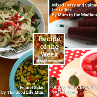 Tastes like Summer + #recipeoftheweek 19-25 July