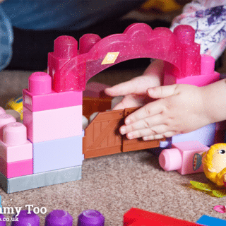Mega Bloks – First Builders. Construction fun for little hands (review)