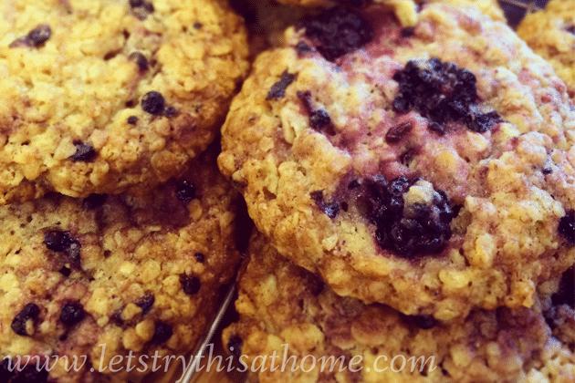 blackberry-cookies
