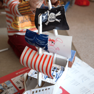 Win a CALAFANT Build and Paint Pirate Ship