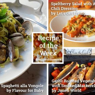 Garlic romance + #recipeoftheweek Aug 2-8