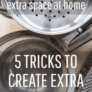 Clever tricks to increase the amount of storage in your home
