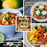 Vibrantly vegan + #recipeoftheweek 16-22 August