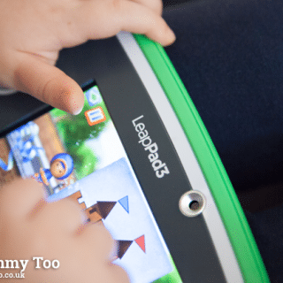 Learning journeys continued with the LeapFrog LeapPad3 (review)