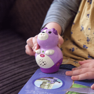 Beginning independent reading with the LeapFrog LeapReader Junior (review)
