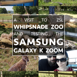 A visit to Whipsnade Zoo with the Samsung Galaxy K Zoom