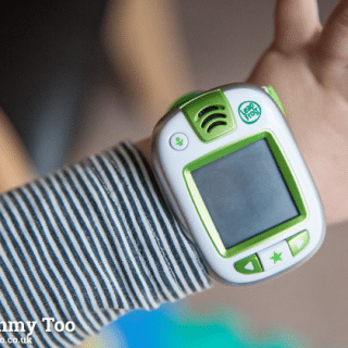 Encouraging movement with the LeapFrog LeapBand (review)