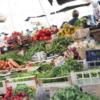 #ExtraVeg October 2014: a healthy food blogging challenge