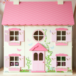 Have you seen the new George Home wooden toy range at ASDA?