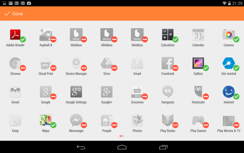 hudl child safety app controls