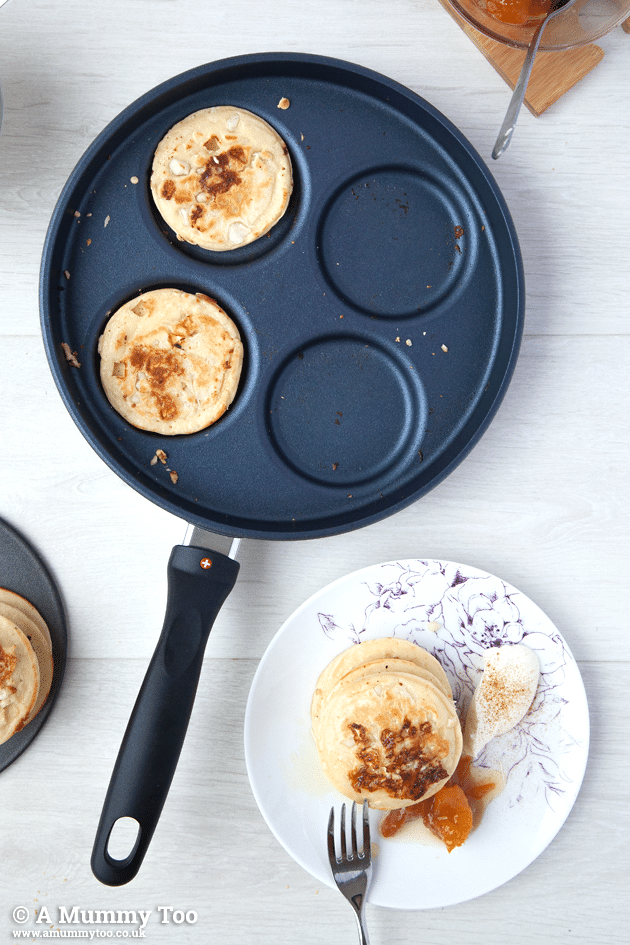 Win a Swiss Diamond Pancake Pan