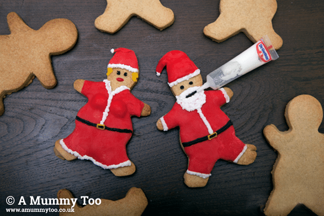 Father-Christmas-spiced-butter-biscuits