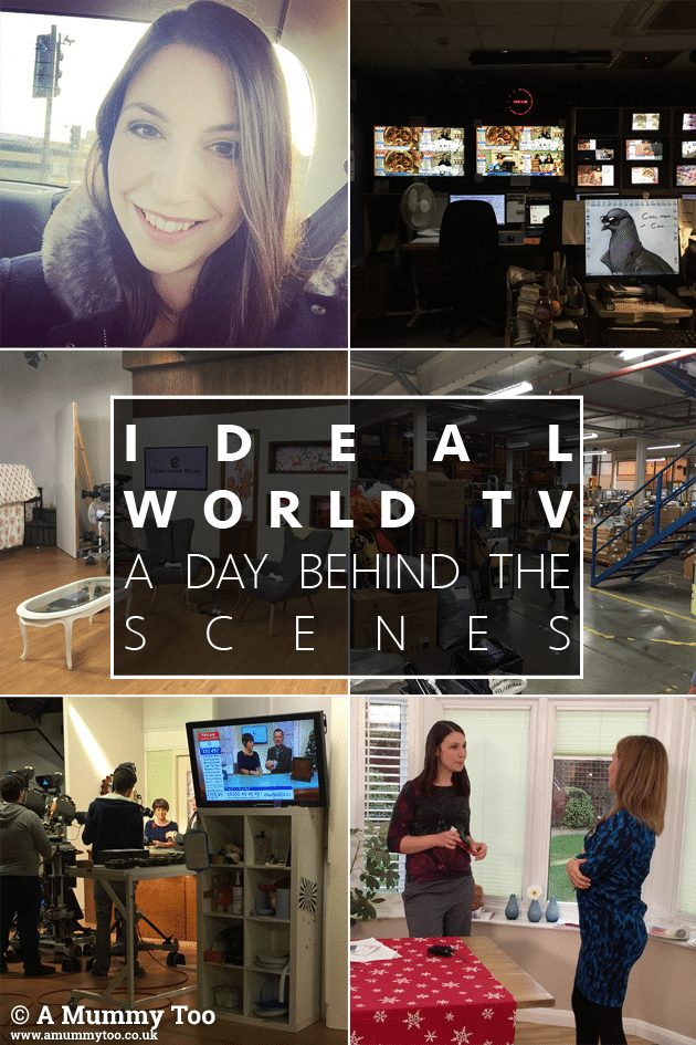 Ideal World TV Behind the Scenes