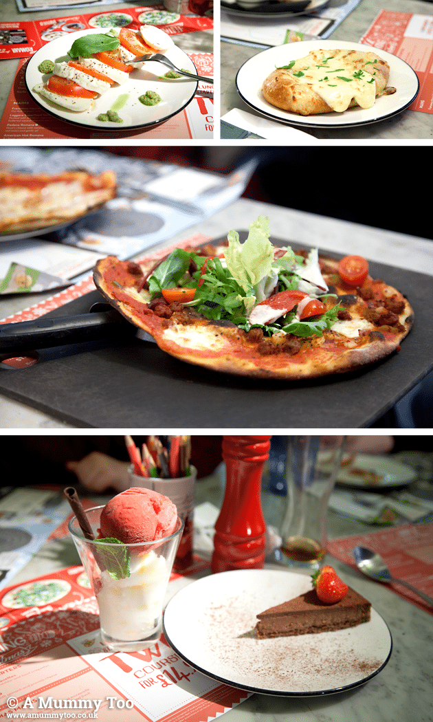 pizza-express-collage