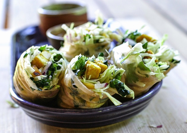 Chipotle Lime Fresh Rolls