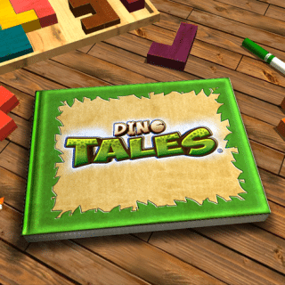 Introducing Dino Tales – a fun educational game for 6-11 year olds