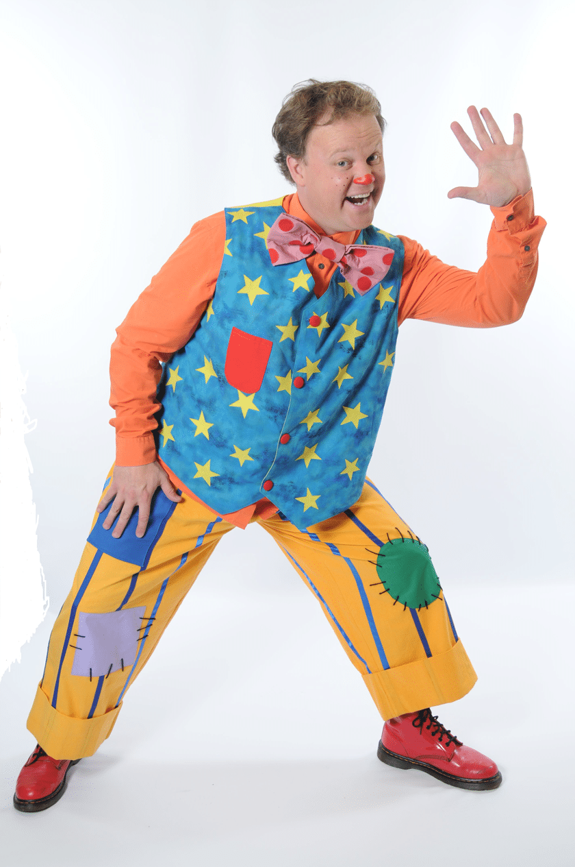 Celebrity circus tv show uk