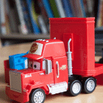Disney Cars System Mack Transporter toy (review)