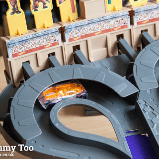 The Hot Wheels HW Race Super Speed Blastway (review)