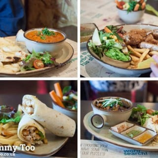 A great family lunch at tamatanga, Nottingham (review)