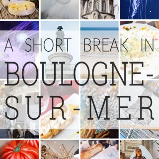 Eating, shopping and exploring in Boulogne-sur-Mer