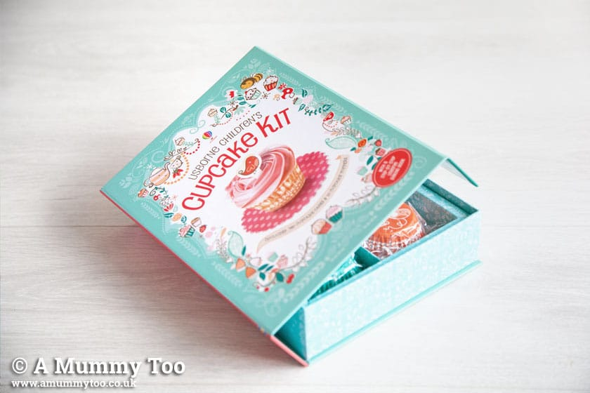 Usborne Children's Cupcake Kit