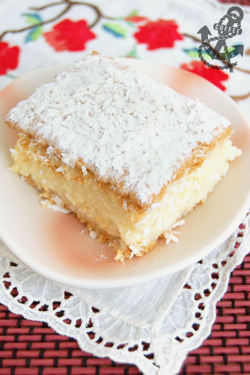 Raffaello Cake No Bake