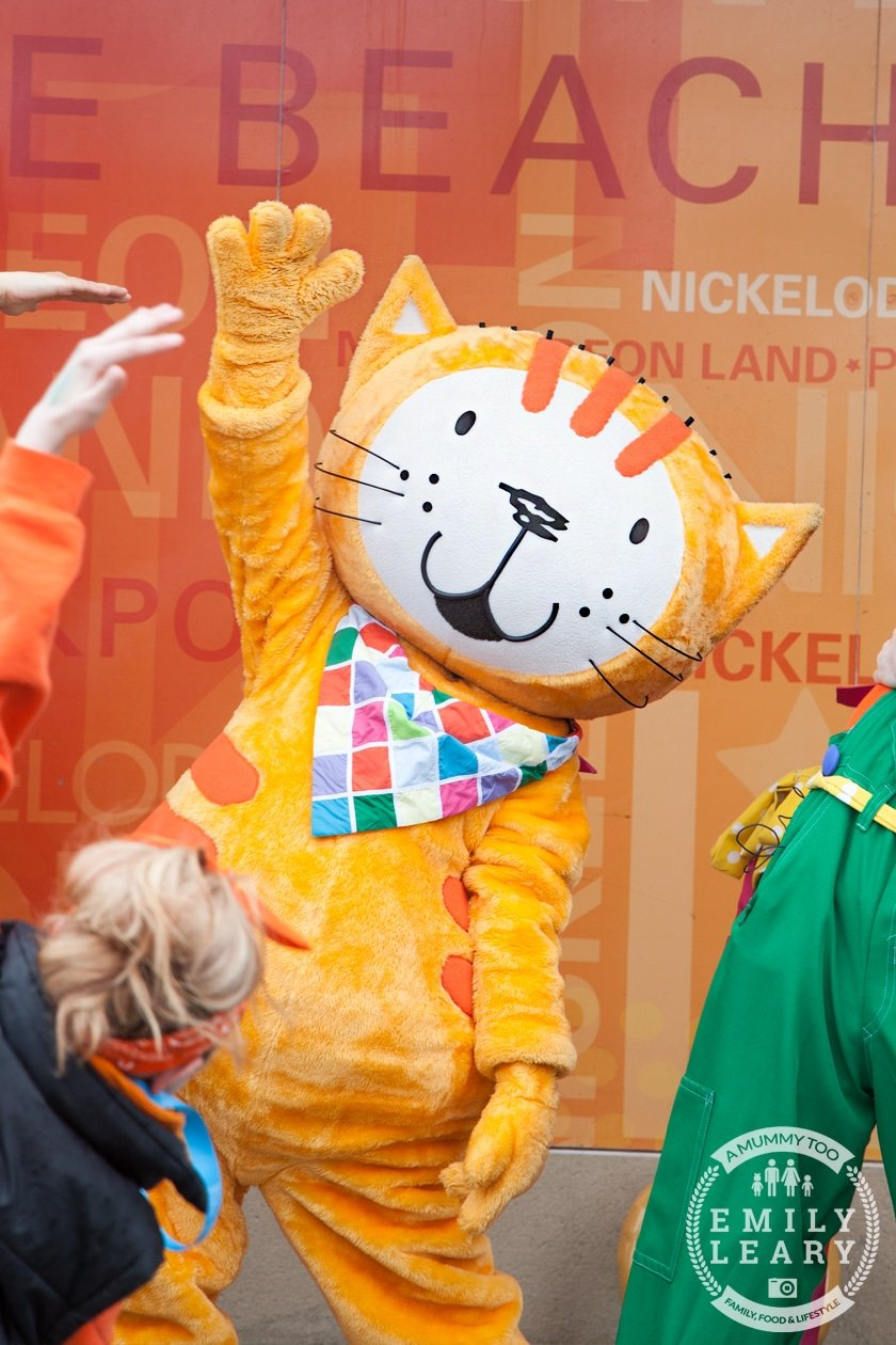 Blackpool Pleasure Beach Nickelodeon Land Poppy Cat 1