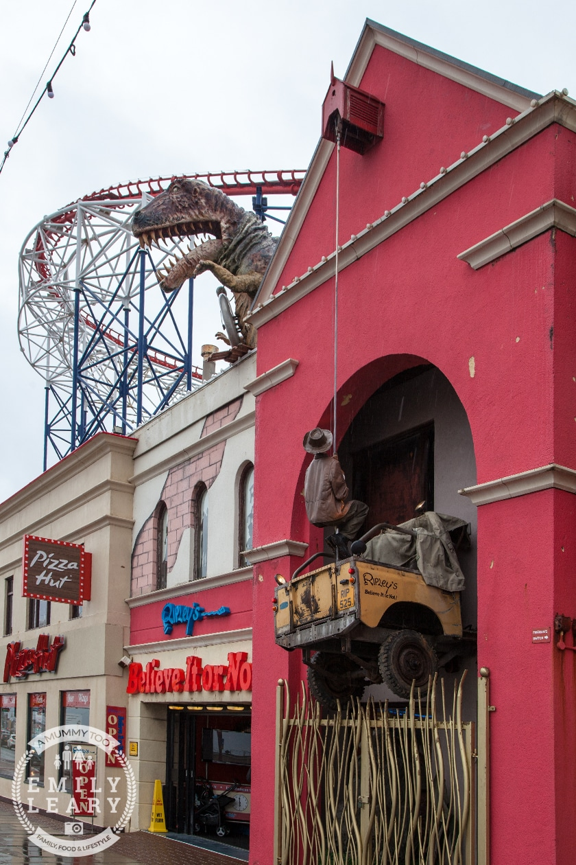 Blackpool Ripleys Believe It Or Not