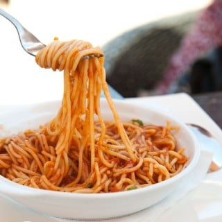 Pasta please – show me your pasta dishes for August