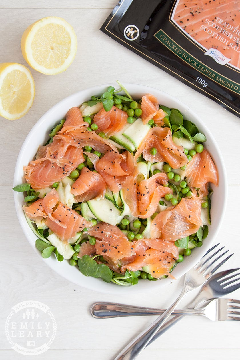 smoked-salmon-lemon-salad