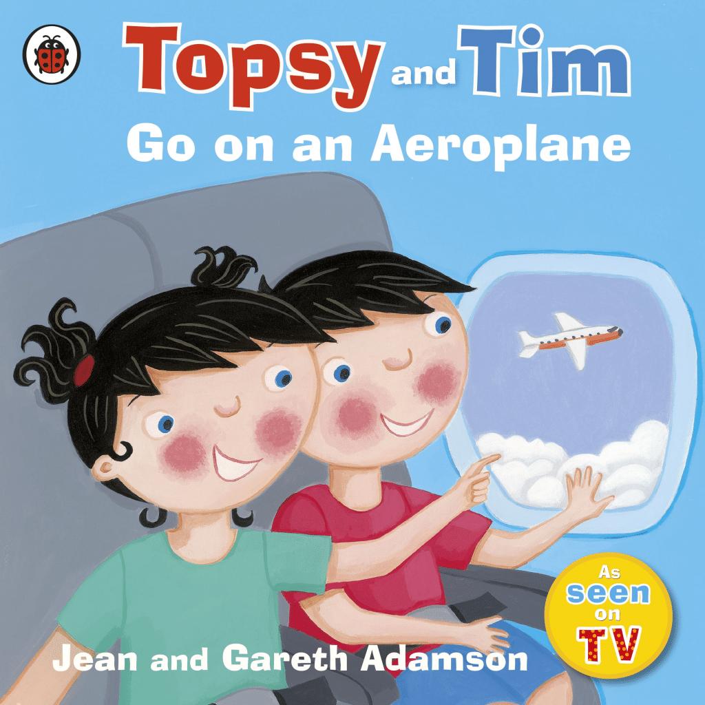 go on an aeroplane