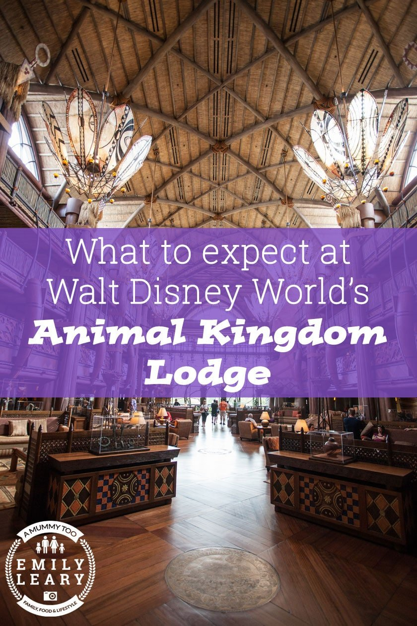 The lo-down on what you can expect if you stay at Walt Disney World's Animal Kingdom Lodge