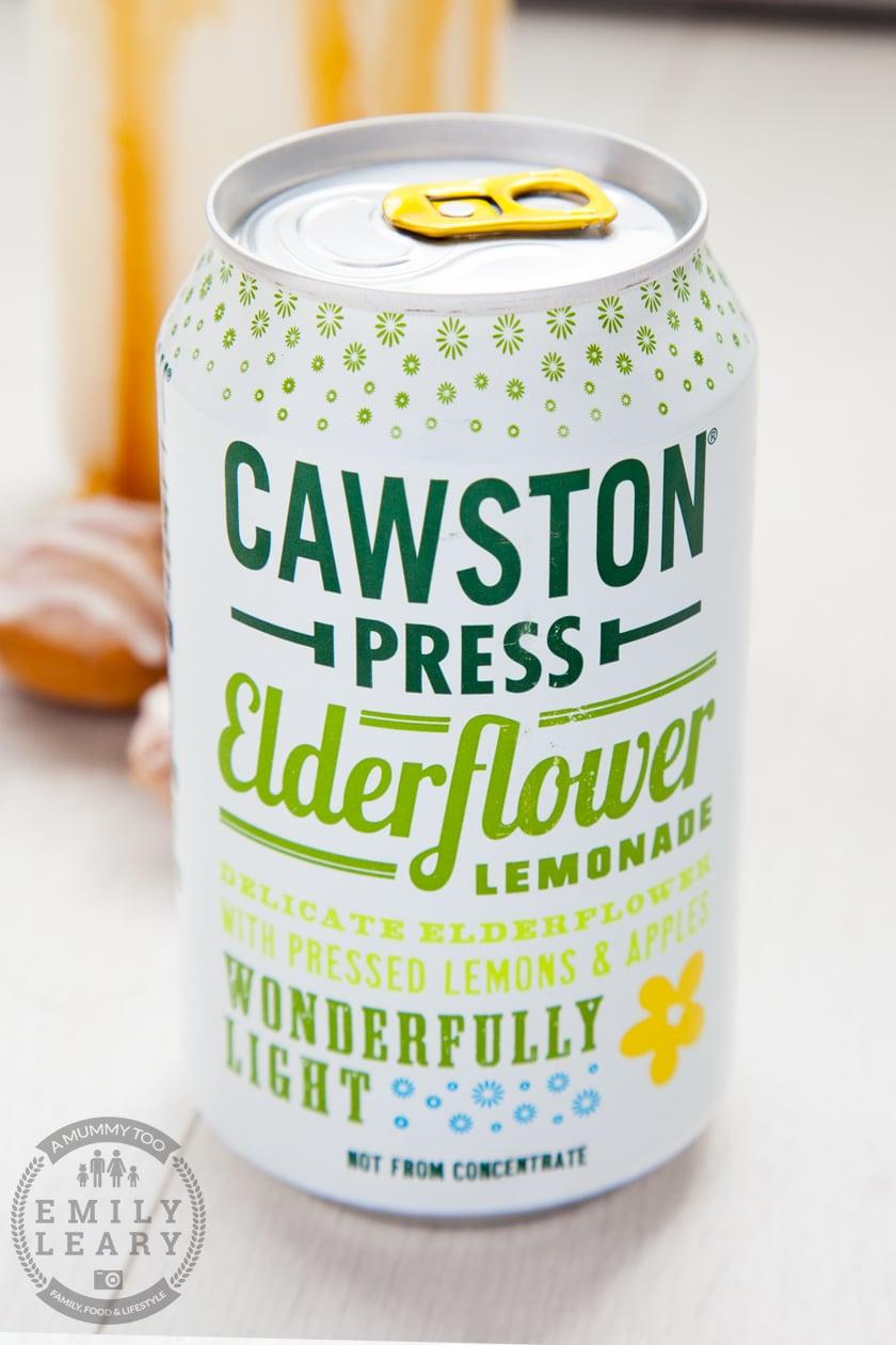Cawston Elderflower Lemonade