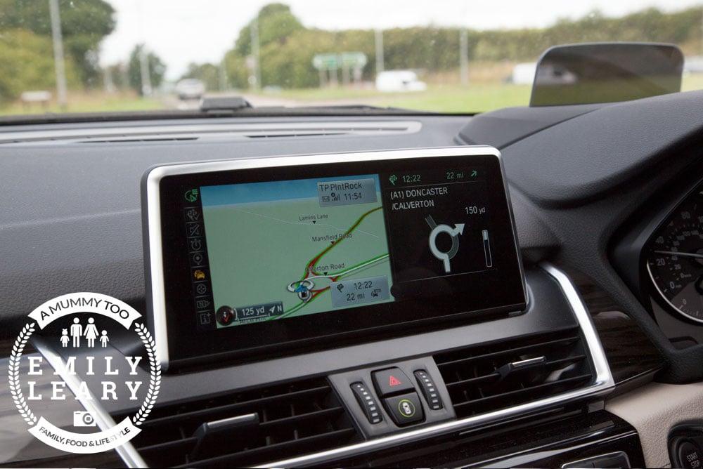 BMW 2 Series Gran Tourer GPS