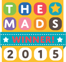 MAD Blog Awards UK 2015