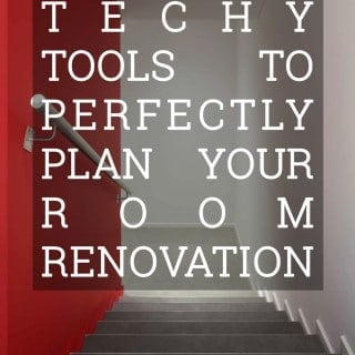Techy ways to perfectly plan your room renovation