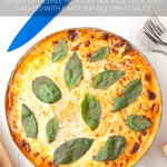Potato lasagne – vegetarian, pasta-free and delicious!