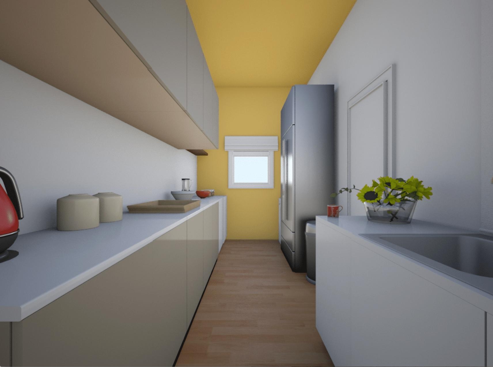 Kitchen - 3D view