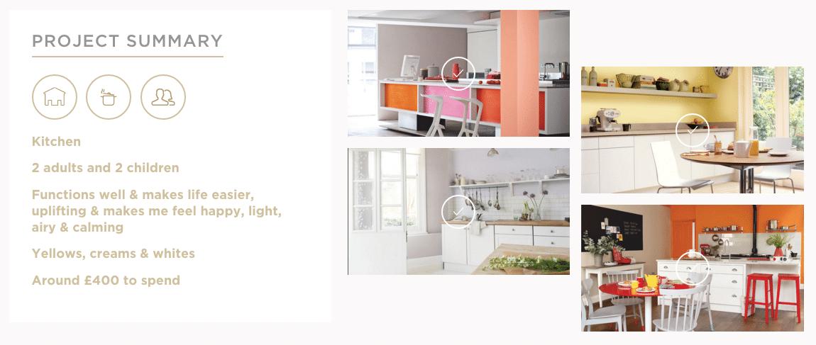 Kitchen - Project summary