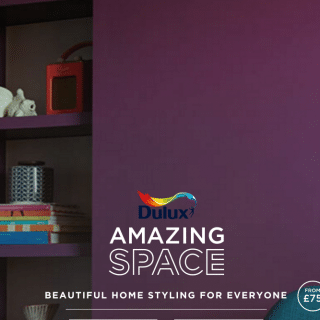 I trialled the new Dulux Amazing Space service. Check out these amazing designs!